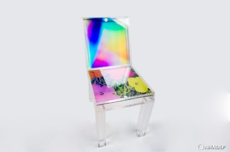 Ghế Layer – Thiết kế sáng tạo do chính bạn tạo ra