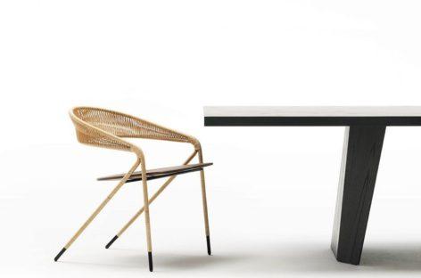 Vẻ đẹp hiện đại và mộc mạc của chiếc ghế George's