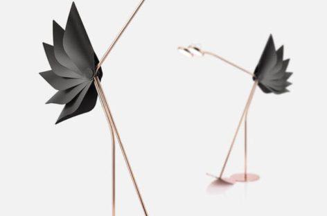 Ngắm nhìn hai chiếc đèn độc đáo của Sergi Ventura