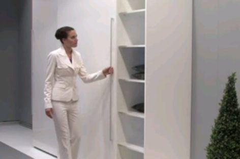 [Video] Phụ kiện Hettich giới thiệu tại hội chợ interzum 2009