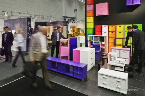imm Cologne 2012 – Hội chợ Quốc tế về Đồ nội thất và Thiết kế nội thất (Phần 1)
