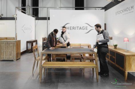imm Cologne 2012 – Hội chợ Quốc tế về Đồ nội thất và Thiết kế nội thất (Phần 2)