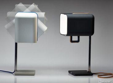 Mẫu đèn xoay 360 độ của Daast