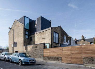 Vẻ đẹp hiện đại của ngôi nhà Edwardian Home ở phía Bắc Luân Đôn