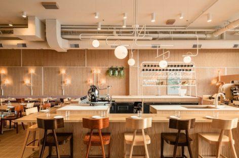 Nhà hàng Savio Volpe theo phong cách osteria độc đáo tại Vancouver