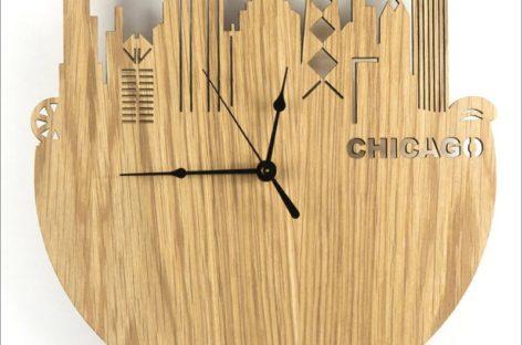 14 mẫu đồng hồ treo tường độc đáo bạn không thể bỏ qua cho ngôi nhà của mình