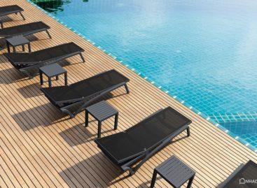 [Sản phẩm đang bán tại Việt Nam] Bàn Ocean side table của Siesta exclusive