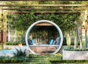 Chiêm ngưỡng khu vườn mang tên Pipe Dream được thiết kể bởi Alison Douglas