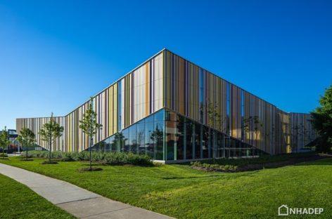 5 tòa nhà kiến trúc với bề mặt gốm Terracotta