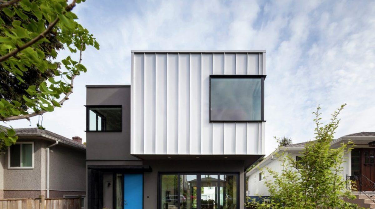 Tham quan ngôi nhà Grade House được thiết kế bởi Measured Architecture