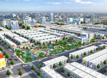 """Mega City 2 """"đốt nóng"""" thị trường đất nền"""