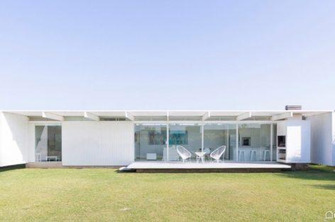 Ngôi nhà thiết kế tinh giản El Maitín của Bernado Rosello tại Buenos Aires