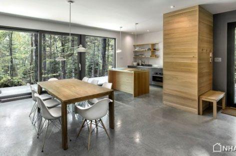 Mãn nhãn với 10 thiết kế nhà gỗ phá cách (phần 1)