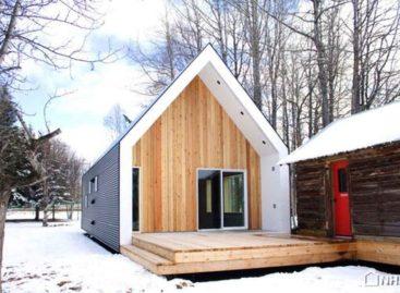 Mãn nhãn với 10 thiết kế nhà gỗ phá cách (phần 2)