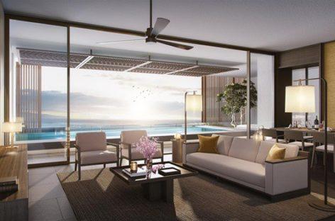 """Sky Villas Regent Residences Phu Quoc """"ghi điểm"""" tuyệt đối với tầm nhìn triệu đô"""