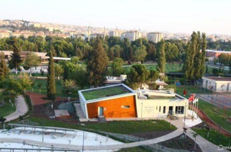 Ngôi nhà tiết kiệm năng lượng đầu tiên của Thổ Nhĩ Kỳ tại Gaziatep