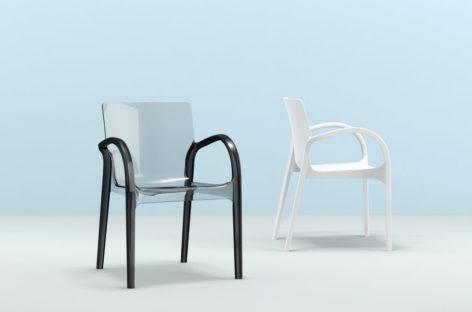 [Sản phẩm đang bán tại Việt Nam] Ghế Dejavu của Siesta exclusive