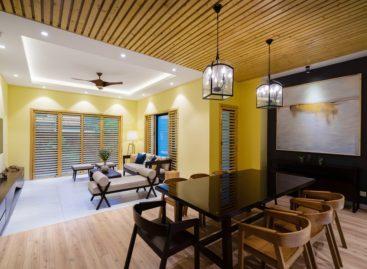 7 tháng hồi sinh nhà Sài Gòn ẩm thấp thành nơi ở sang như khách sạn