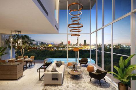 Serenity Sky Villas – biệt thự trên không khác penthouse như thế nào?