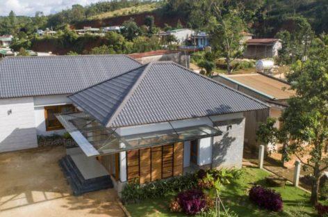 Ngôi nhà mái tôn vẫn mát rượi ở Đắk Nông