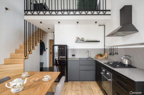 Chiêm ngưỡng căn hộ nhỏ nhưng đầy tiện nghi thiết kế bởi 3XEL Architekci