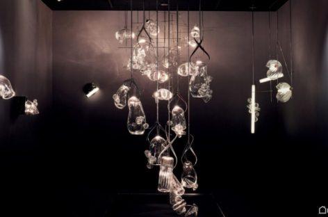 Lindsey Adelman giới thiệu bộ đèn lung linh và mỏng manh Paradise City tại sự kiện Design Miami/Basel