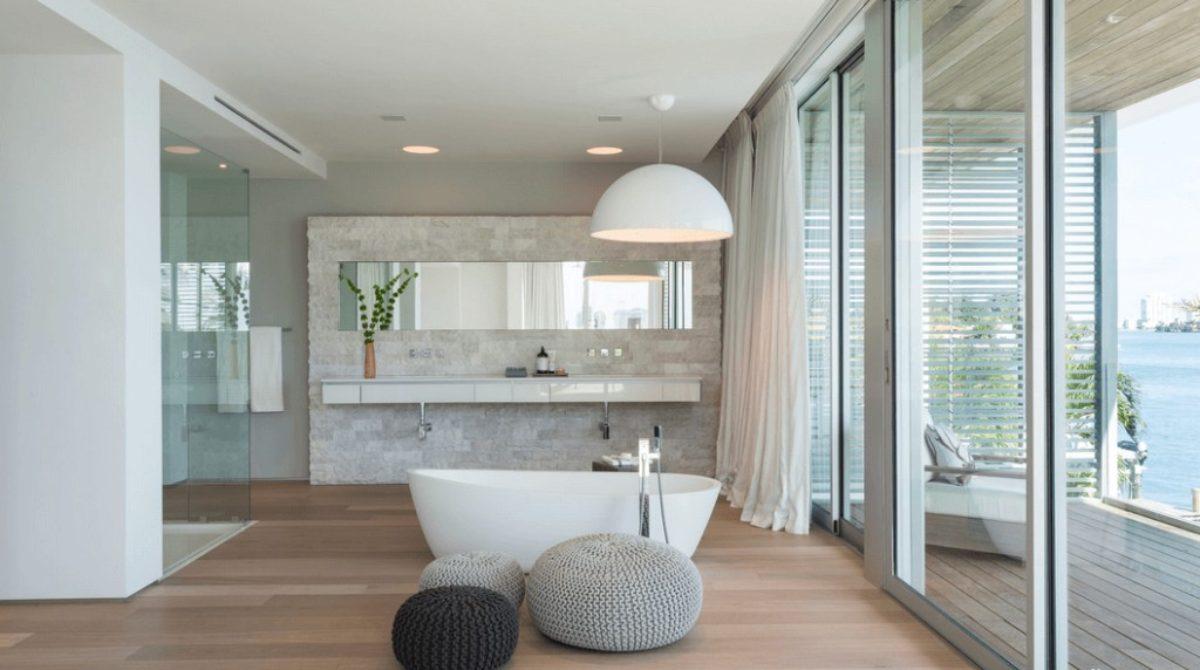 Giải pháp cải tạo không gian phòng tắm