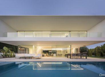 Phong cách thiết kế tối giản cho ngôi nhà hiện đại