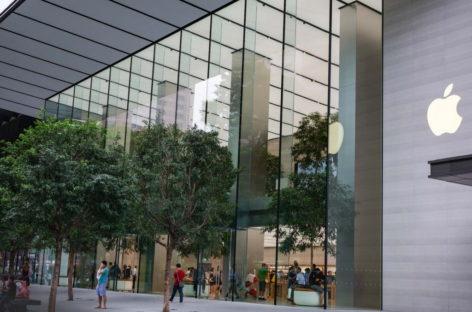 Apple Store Orchard, Singapore: thiết kế đẹp và thu hút đông khách