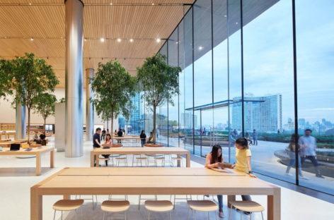 Apple Store đầu tiên tại Thái Lan mở cửa từ ngày 10/11/2018