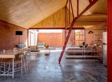 Esrawe Studio thiết kế nội thất cho dự án nhà ở xã hội tại Mexico