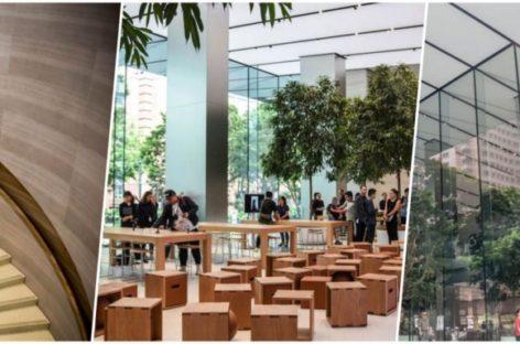 Apple Store đầu tiên ở Đông Nam Á, đặt tại Singapore