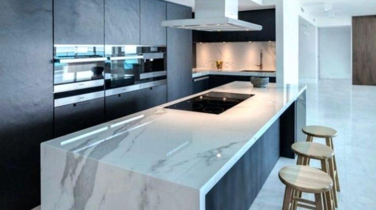 Những thiết kế tủ bếp hiện đại và thông minh của thời đại mới