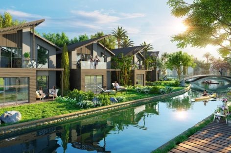 Second home tại Hồ Tràm – không gian nghỉ dưỡng vùng nhiệt đới