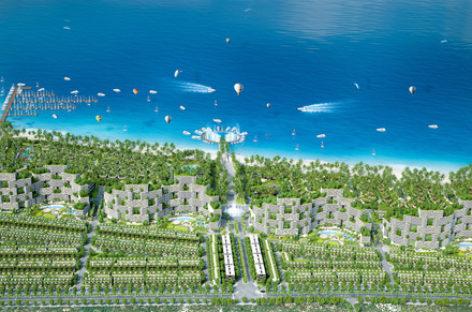 BĐS Bình Thuận bùng nổ, Kê Gà trỗi dậy thành thủ phủ du lịch mới
