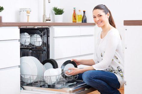 Dùng máy rửa bát thế nào cho đúng?
