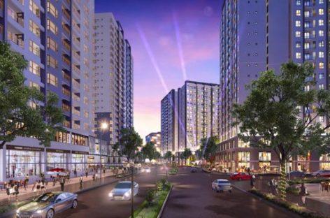Không gian sống tại thành phố ánh sáng phía Tây Sài Gòn
