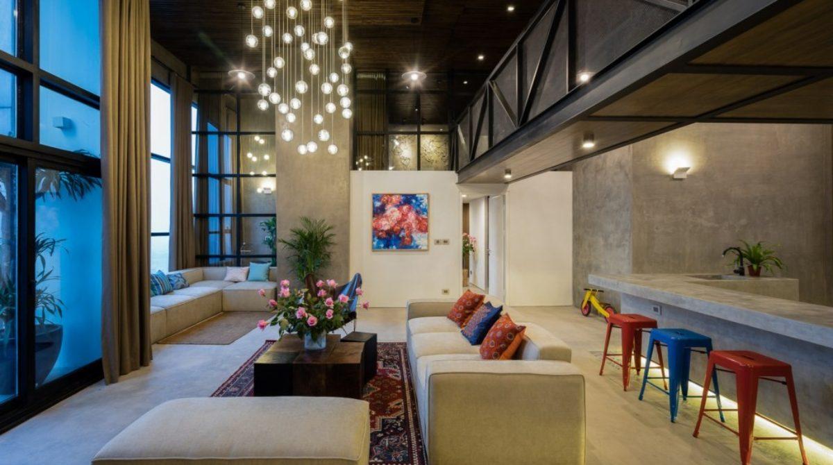 Party Apartment – Căn hộ dành cho người ưa thích những buổi tiệc