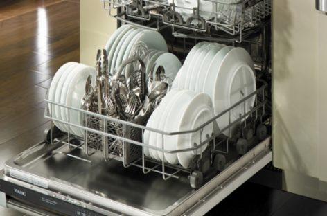 Máy rửa bát hoạt động như thế nào
