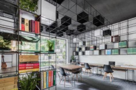 Đánh thức vẻ đẹp thiên nhiên cho văn phòng làm việc ở Hà Nội