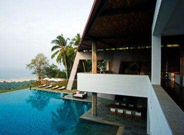 Ngôi nhà nghỉ dưỡng tuyệt vời tại Kerala, Ấn Độ