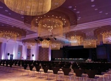 Khách sạn 18 tầng xa xỉ tại Kuwait