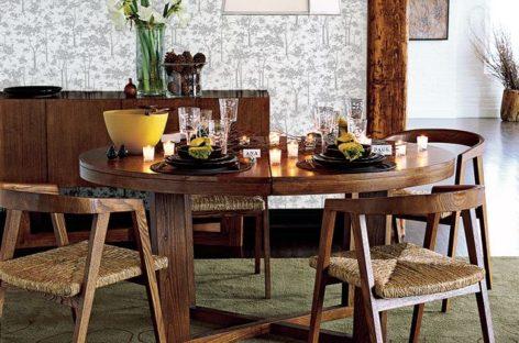 Nội thất bằng gỗ: Một nét tự nhiên và duyên dáng