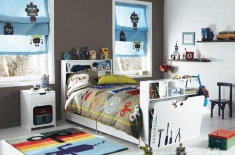 15 ý tưởng thiết kế nội thất tuyệt vời cho phòng trẻ