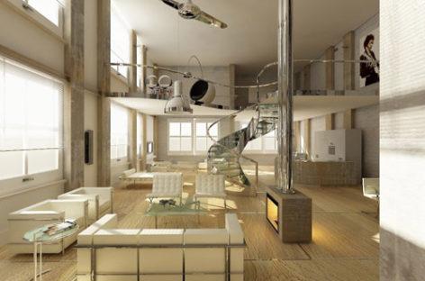 Mẫu phòng khách theo phong cách cổ điển