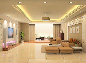 Cách phối màu tuyệt vời cho phòng khách