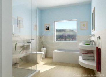 Những mẫu thiết kế phòng tắm đầy cảm hứng