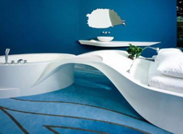 Những thiết kế phòng tắm ấn tượng, độc đáo