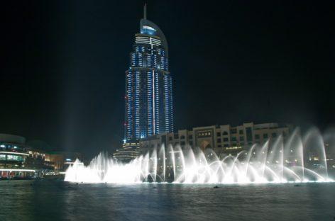 Ngọt ngào Dubai
