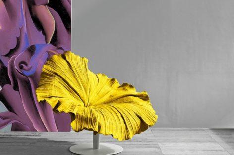 Độc đáo ghế Bloom của Kenneth Cobonpue